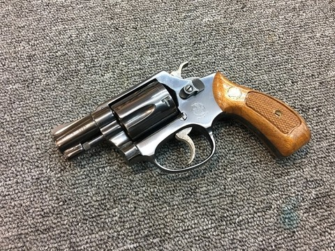 SMITH WESSON Revolver Mod. 36 Cal. 38 SPL.