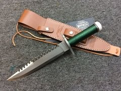 RAMBO Cuchillo First Blood Part I Sylvester Stallone Signature