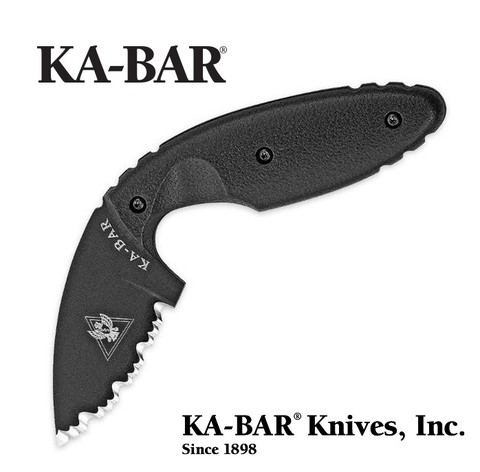 KA-BAR Cuchillo 1481 TDI LAW ENFORCEMENT