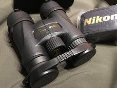 NIKON Binoculares MONARCH 5 8x42mm