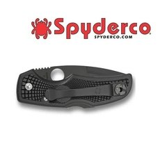 SPYDERCO Native Black