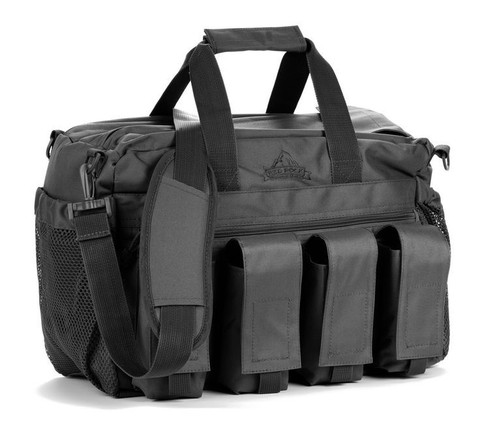 RED ROCK Bolso de Tiro DELUXE RANGE BAG Negro