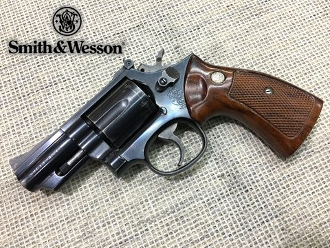 SMITH WESSON Revolver Mod. 19-5 CAL. 357 MAGNUM