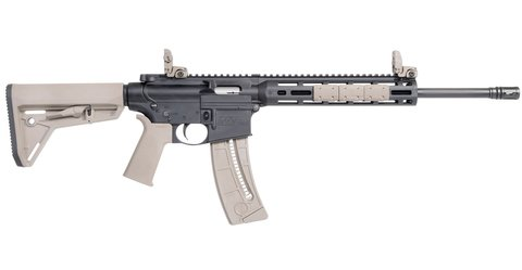 Carabina SMITH WESSON MP 15-22 MAGPUL MBUS CAL. 22LR