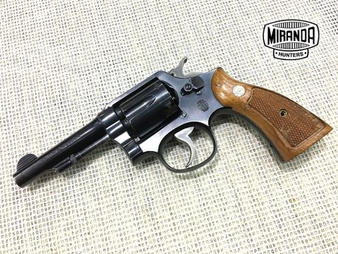 SMITH WESSON REVOLVER MILITARY AND POLICE  4