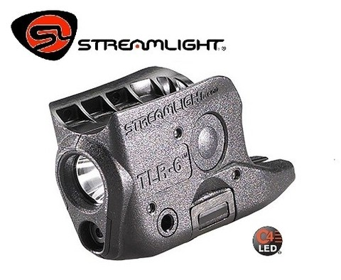 STREAMLIGHT TLR-6 GLOCK 26 / 27 Linterna Laser