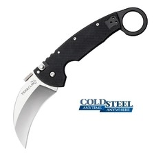COLD STEEL Kerambit Tiger Claw Filo Liso