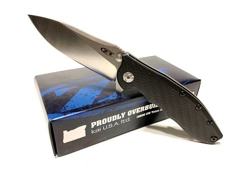 ZERO TOLERANCE 0562CF Titanium Carbon Fiber