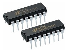 Pack HT12e + HT12d Circuito codificador y decodificador