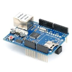Ethernet Shield V5 R2 Arduino Mega Uno Compatible W5100 Ptec