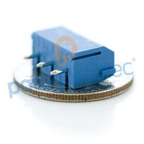 Bornera Azul Terminal Dg301 3 Pin Tornillo Arduino Ptec on internet