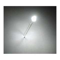 Led 3mm Blanco Frio Alto Brillo - comprar online
