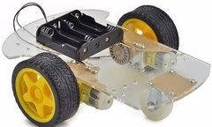 Kit Robot 2wd Rover