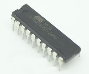 Ic Chip Microcontrolador At89c 4051 Ptec