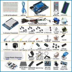 Kit Arduino Uno Ultimate Caja Completo Principiantes KIT008
