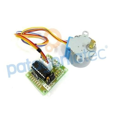 Motor Paso A Paso + Driver Uln2003 Dip on internet