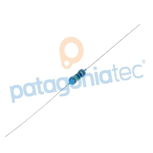 47r Resistencia 1% 1/8w Metal Film E24 Dip 47ohm Ptec on internet