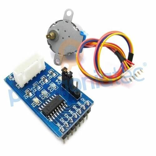 Motor Paso A Paso + Driver Uln2003 Smd - comprar online