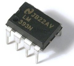 Lm393 Lm393p Doble Comparador