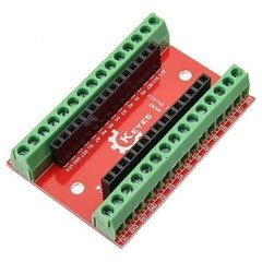 Imagen de Screw Shield V3 Nano Expansion Con Bornera Arduino Nano Ptec