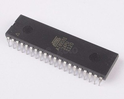 Ic Chip Microcontrolador At89s52 24pu Ptec