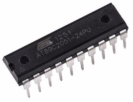At89c2051 Atmel  Microcontrolador