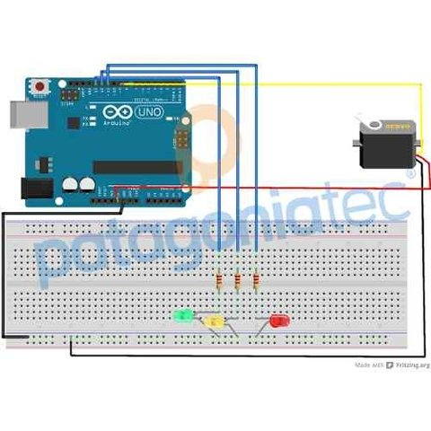 Kit004 Arduino Uno Mini Proyectos - buy online