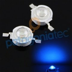 Led 1w Azul Smd Alto Brillo