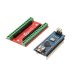 Screw Shield V3 Nano Expansion Con Bornera Arduino Nano Ptec - comprar online