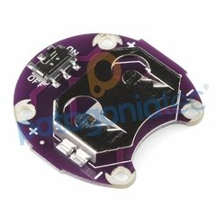 Portapila Cr2032 Switch On/off    - comprar online
