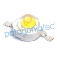 Led 1w Blanco Smd Alto Brillo