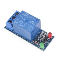 Modulo Relay 1 Canal 5VDC 10A