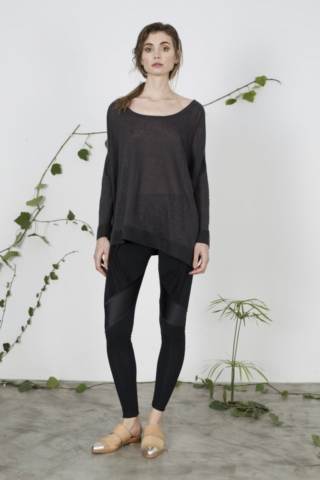 Sweater Zafiro - Luz Ballestero