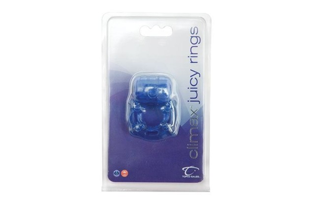 Climax Juicy Rings Blue 1006004
