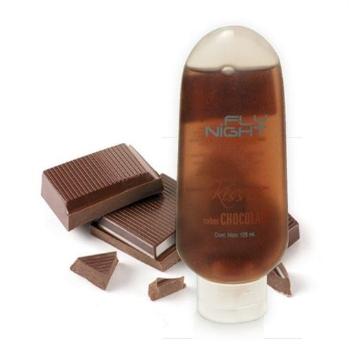 Lubricante Comestible Sabor Chocolate 125ml