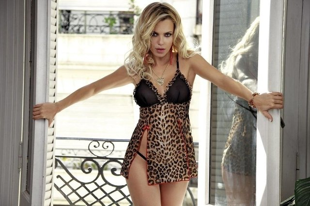 Babydoll Animal print -Art.700-