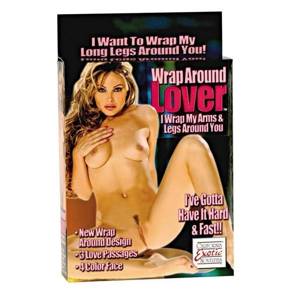 Muñeca inflable Wrap Around Lover Doll SE-1920-01-3 sex shop