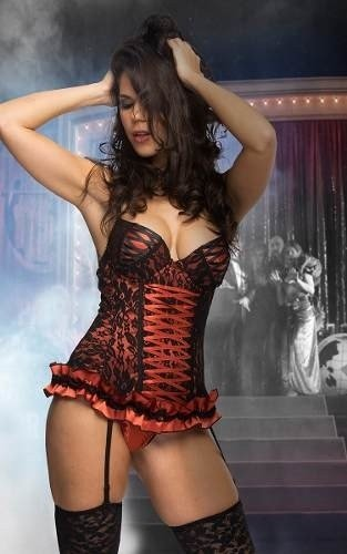 Corset Talles Grandes  Sexys  L - Xl Bustiers