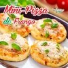Mini Pizza de Frango