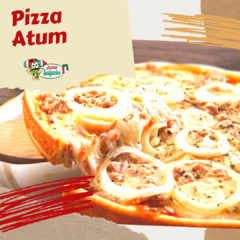 Pizza Atum - Pizzaria Italianittos