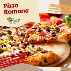 Pizza Romana - Pizzaria Italianittos