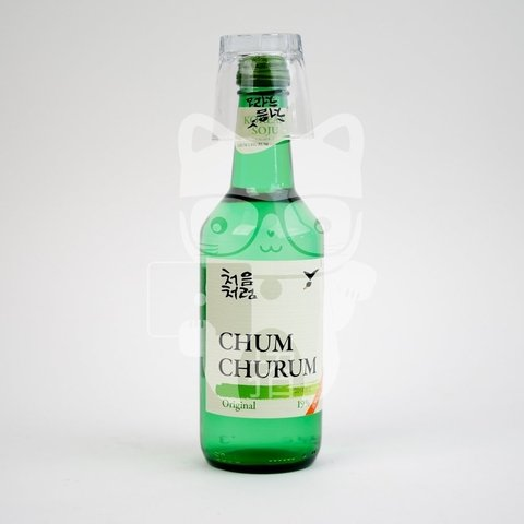 Soju Coreano ChumChurum 300ml - Barrio Chino Online