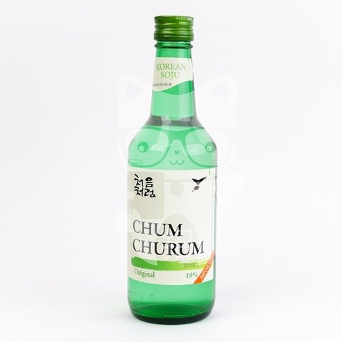 Soju Coreano ChumChurum 300ml en internet