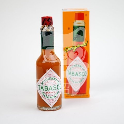 Tabasco Rojo 60 ml