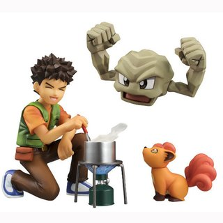 Figure Brock - Pokeshop