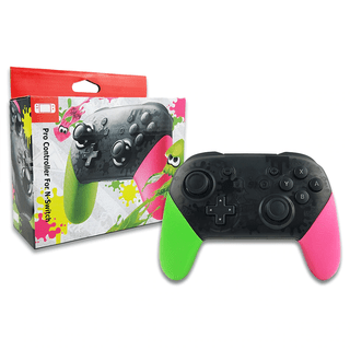 Pro Controller Switch Splatoon