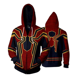 Moletom Spider Man Armor