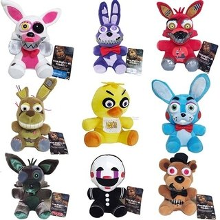 Pelúcia Five nights at freddy's - comprar online