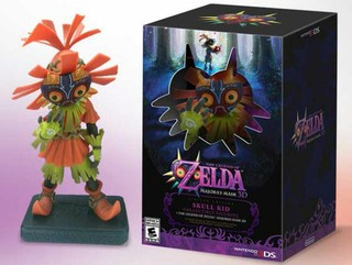 Action Figure Skull Kid - Legend of Zelda