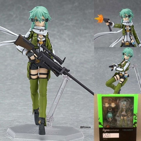 Sinon Asada Sword Art Action Figure